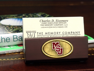 Mississippi State Business Card Holder