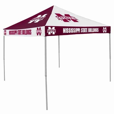 Mississippi State Checkerboard Tailgate Tent