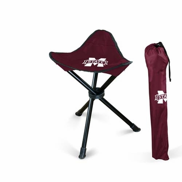 Mississippi State Collapsable Stool