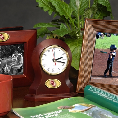 Mississippi State Desk Clock