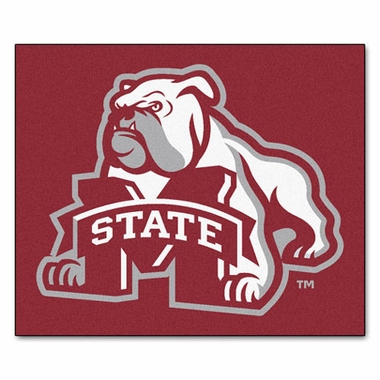 Mississippi State Economy 5 Foot x 6 Foot Mat