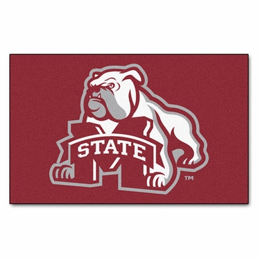Mississippi State Economy 5 Foot x 8 Foot Mat