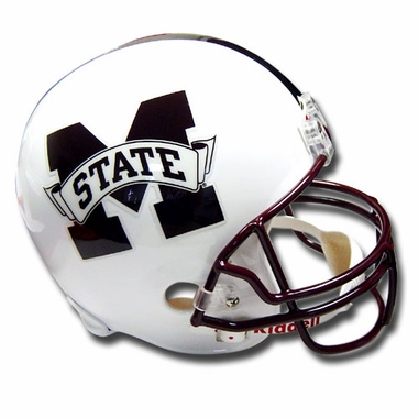 Mississippi State Full Sized Replica Helmet