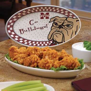 Mississippi State Gameday Ceramic Platter