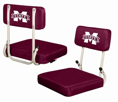 Mississippi State Hard Back Stadium Seat