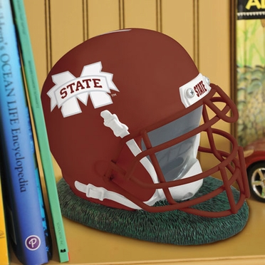 Mississippi State Helmet Shaped Bank