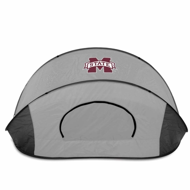 Mississippi State Manta Sun Shelter (Grey/Black)