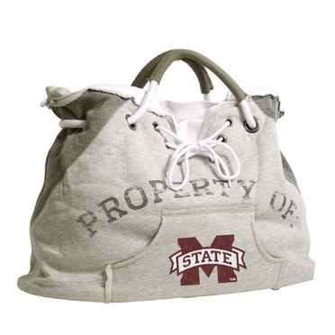 Mississippi State Property of Hoody Tote