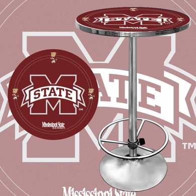 Mississippi State Pub Table