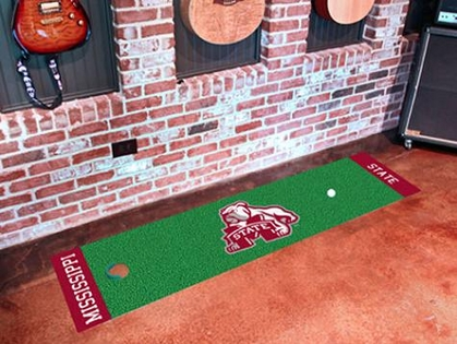 Mississippi State Putting Green Mat