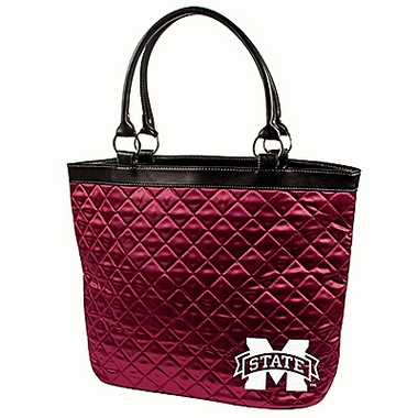 Mississippi State Quilted Tote