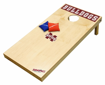 Mississippi State Regulation Size (XL) Tailgate Toss Beanbag Game