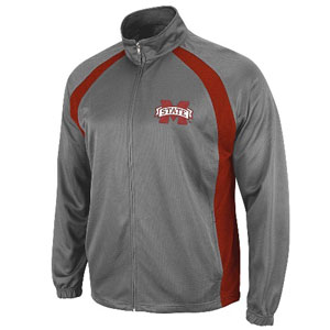 Mississippi State Rival Full Zip Jacket - Large