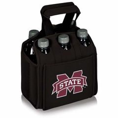 Mississippi State Six Pack (Black)