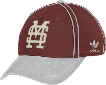 Mississippi State Slope Flex Hat - Small / Medium
