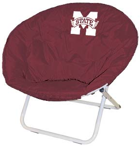 Mississippi State Sphere Chair