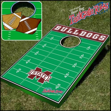 Mississippi State Tailgate Toss Cornhole Beanbag Game