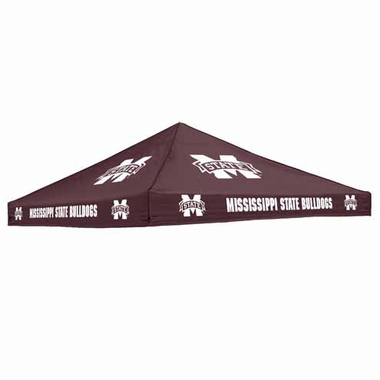Mississippi State Team Color Canopy