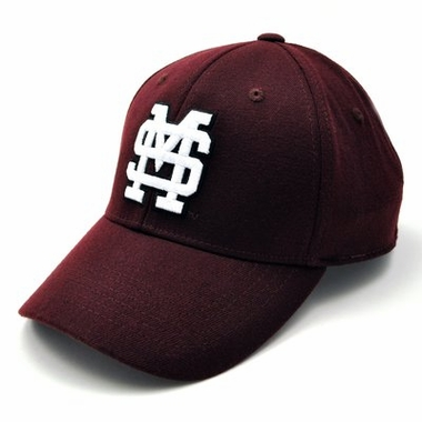 Mississippi State Team Color Premium FlexFit Hat