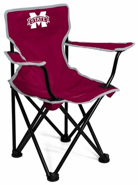 Mississippi State Toddler Folding Logo Chair