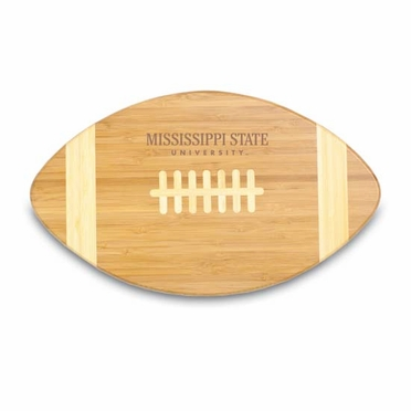 Mississippi State Touchdown Cutting Board