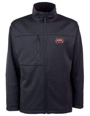 Mississippi State Mens Traverse Jacket (Team Color: Black)