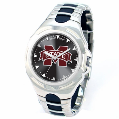 Mississippi State Victory Mens Watch