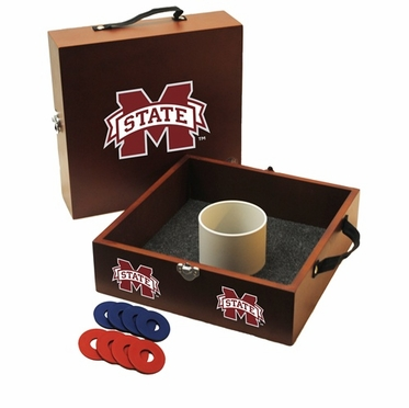 Mississippi State Washer Toss Game