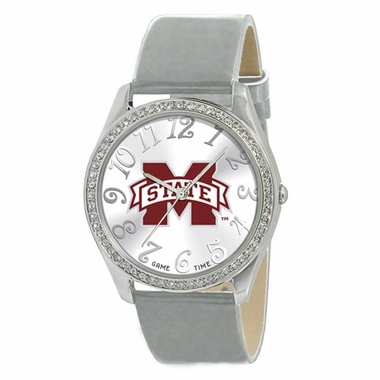Mississippi State Women's Glitz Watch