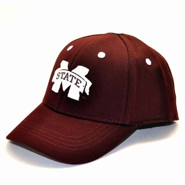 Mississippi State Youth FlexFit Hat