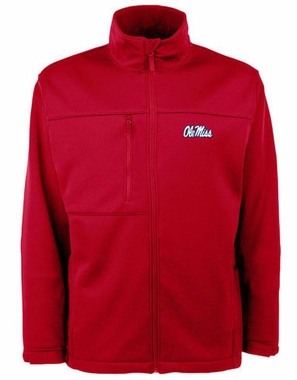 Mississippi Mens Traverse Jacket (Team Color: Red)