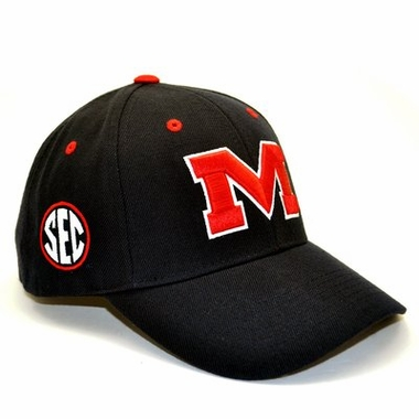 Mississippi Triple Conference Adjustable Hats