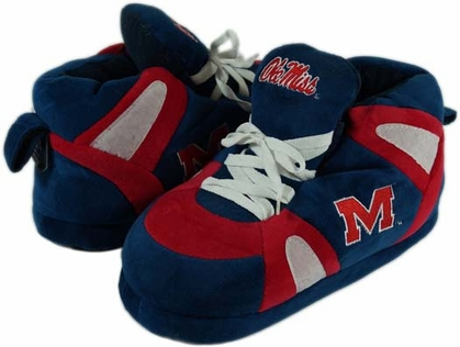 Mississippi UNISEX High-Top Slippers