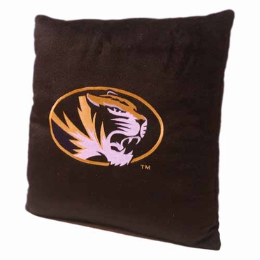 Missouri 15 Inch Applique Pillow