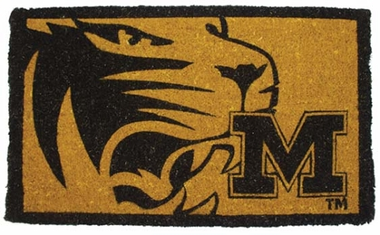 Missouri 18x30 Bleached Welcome Mat