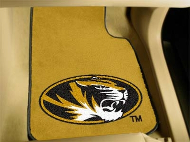 Missouri 2 Piece Car Mats