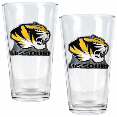 Missouri 2 Piece Pint Glass Set
