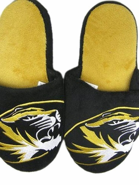 Missouri 2011 Big Logo Hard Sole Slippers (Two Tone)