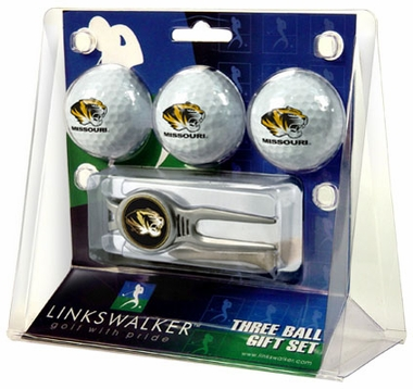 Missouri 3 Ball Gift Pack With Kool Tool