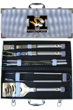 Missouri 8pc. BBQ Set w/Case