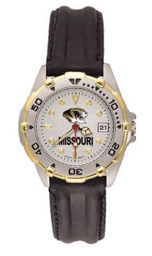 Missouri All Star Womens (Leather Band) Watch