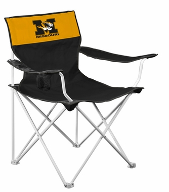 Missouri Canvas Adult Folding Logo Chair