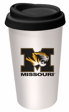 Missouri Ceramic Travel Cup