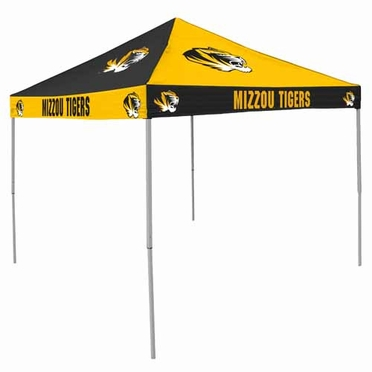 Missouri Checkerboard Tailgate Tent