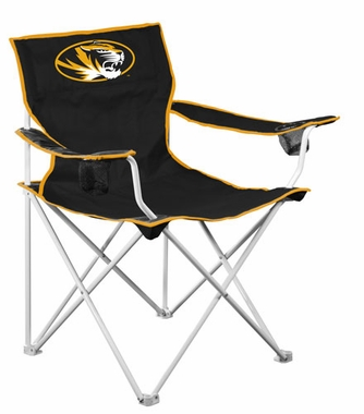 Missouri Deluxe Adult Folding Logo Chair