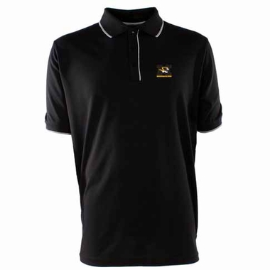 Missouri Mens Elite Polo Shirt (Team Color: Black)