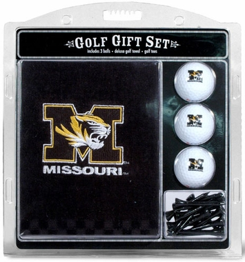 Missouri Embroidered Towel Gift Set