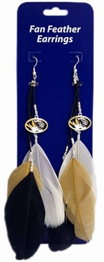 Missouri Feather Earrings