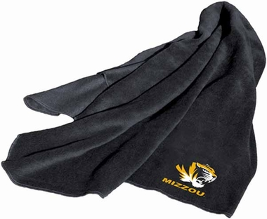 Missouri Fleece Throw Blanket