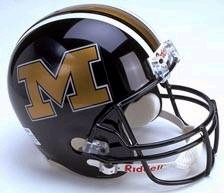 Missouri Full Sized Replica Helmet